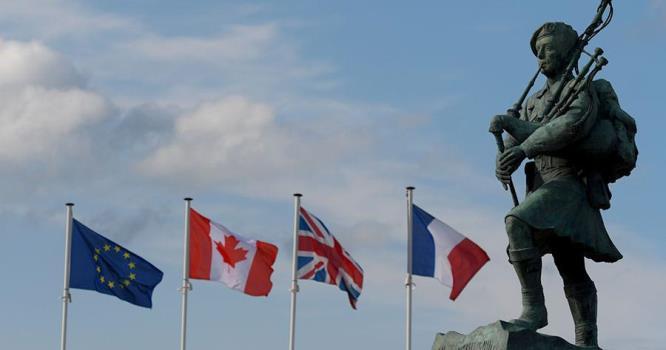 Россию не пригласили на торжества в честь годовщины высадки в Нормандии