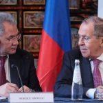 Визит Лаврова и Шойгу в Турцию отложен