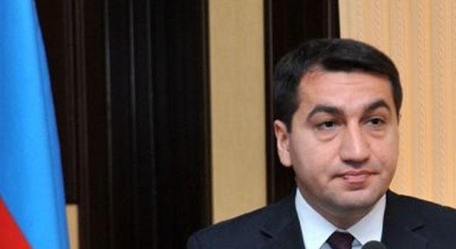Гаджиев: Лачин и Губадлы подвергаются ракетному и артиллерийскому обстрелу с территории Армении