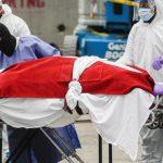 Число жертв коронавируса в Британии составило 42 589 человек