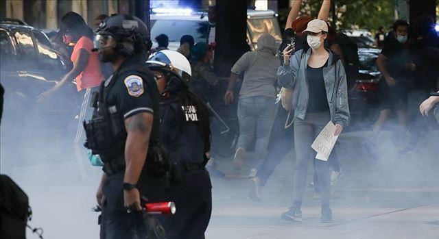 Посол России назвал чушью домыслы о помощи Москвы протестующим в США