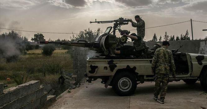 Армия Ливии освободила аэропорт Триполи