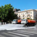 Завтра в Баку будут проведены дезинфекционные работы