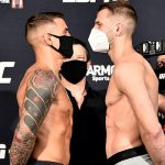 После победы на турнире UFC Вегас 4 Порье госпитализирован