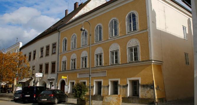 Австрия «нейтрализует» дом, в котором родился Адольф Гитлер