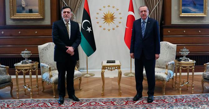 Лидеры Турции и Ливии рассказали об итогах переговоров в Анкаре