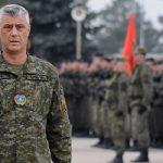Президента Косово обвинили в военных преступлениях