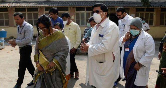Число заразившихся коронавирусом в Индии превысило 200 тысяч