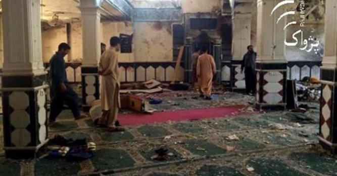 В одной из мечетей Кабула произошел взрыв, погиб имам