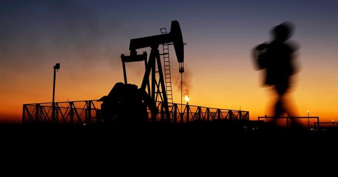 Цены на нефть марки Brent снизились до 42,92 доллара за баррель