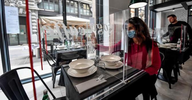 «Убойные» методы Оперштаба: каждый азербайджанец, посетивший ресторан, обречен на участь Пятачка