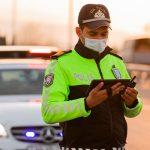 МВД: Через карантинные посты пытались проехать 1 607 транспортных средств