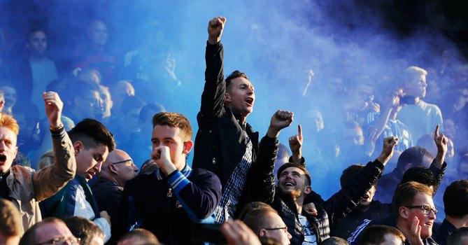 Фанаты «Манчестер Сити» готовят акцию протеста после бана от УЕФА