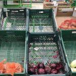 Двухдневный локдаун оставил столичные рынки без продовольствия