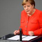 """Меркель выступила за завершение """"Северного потока - 2"""""""