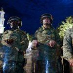 Памятники в Вашингтоне будет охранять Национальная гвардия