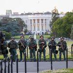 Глава Минюста США примет решение об изменении периметра безопасности у Белого дома