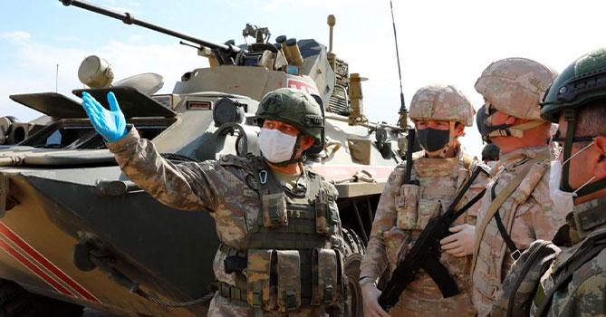 Турция и Россия провели 15-е совместное патрулирование в Идлибе