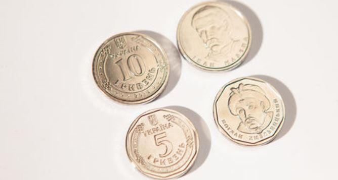 Нацбанк Украины ввел в оборот монету в 10 гривен с изображением Мазепы