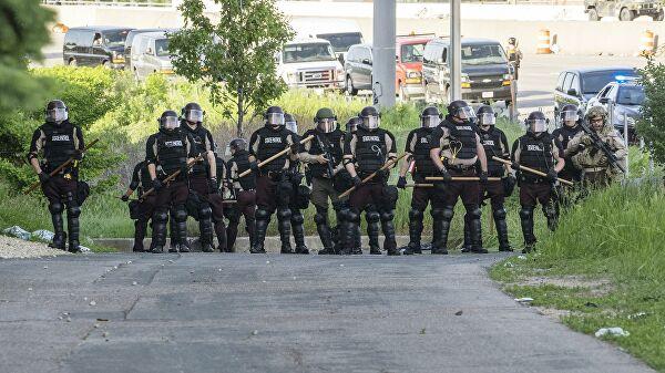 В Миннеаполисе готовятся «демонтировать» департамент полиции
