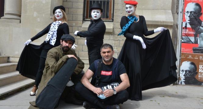 В Азербайджане сняли фильм «Пандемия»: режиссер, который ради кино продал свое жилье