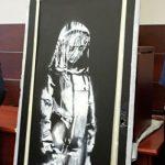 Франции вернули украденную картину Бэнкси