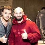Эмин Агаларов откроет в Баку магазин бренда, одежду которого носит сам