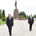 Ильхам Алиев в Балакене - ФОТО/ОБНОВЛЕНО