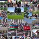 Руслан Гулиев: Акции будут продолжаться по всему миру, невзирая на попытки армян помешать их проведению – ФОТО
