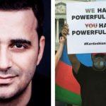 Рэпер Орхан Зейналлы «прошелся» по Армении и семейке Кардашьян на акции в Вашингтоне - ФОТО