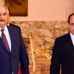 Египетские войска могут принять участие в боевых действиях в Ливии