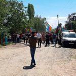 В Агстафе прошли похороны шехида Эльчина Мустафазаде