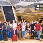 AZAL доставил в Баку российских врачей и соотечественников