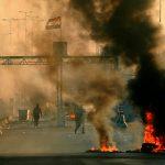 В Багдаде «Зеленая зона» подверглась ракетной атаке