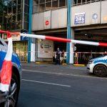 В Берлине совершено вооруженное нападение на торговый центр