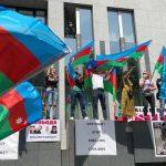 Посольство Азербайджана в Бельгии выступило с заявлением в связи с провокацией в Брюсселе, задержаны 17 армян
