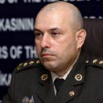 Вагиф Даргяхлы получил должность в Генштабе
