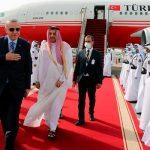 Эрдоган прибыл в Катар