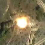 Уничтожен еще один военный объект Вооруженных сил Армении - ВИДЕО