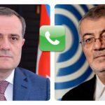 Джейхун Байрамов проинформировал генсека ЕСО об армянской провокации