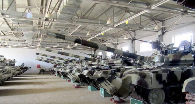 Азербайджан расходует на оборону в пять раз больше, чем Армения