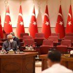 Заместитель министра обороны Азербайджана встретился с министром обороны Турции