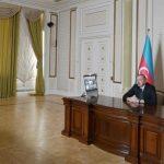 Ильхам Алиев: Вернуться к вопросу статуса невозможно, статуса нет, все должны забыть об этом