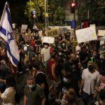 В пригороде Тель-Авива начались массовые беспорядки