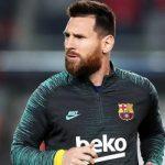 «Барселона» не хочет отпускать Месси