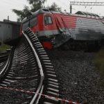 В России столкнулись 3 поезда, есть пострадавшие