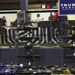 В США почти вдвое удвоились продажи оружия