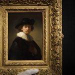 Автопортрет Рембрандта продали в Лондоне за $18,7 млн