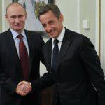 Саркози рассказал, как они с Путиным не поделили шоколадку