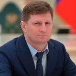 В России задержан губернатор по подозрению в организации убийств бизнесменов
